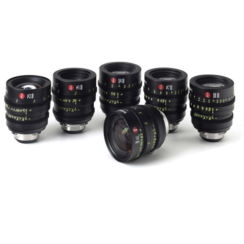 Leica Summicron-C Prime T2