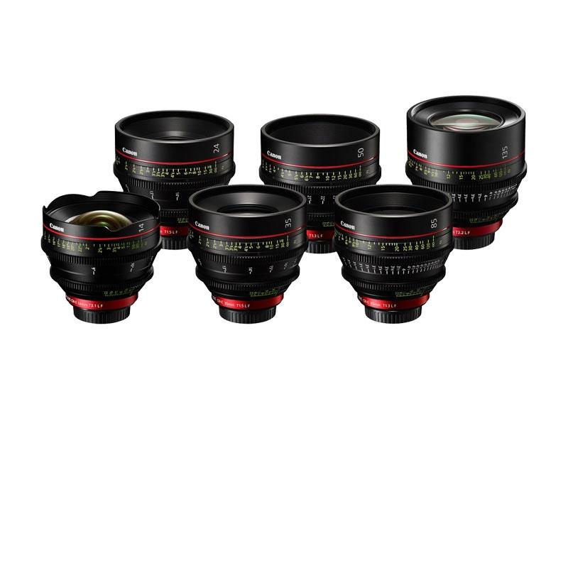 Canon Cinema Prime EF