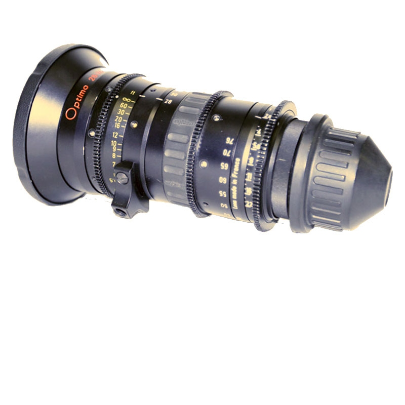 Angenieux Zoom Optimo 28mm-76mm T2.6 lightweight