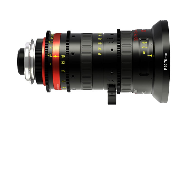 Angenieux Zoom Optimo 30mm-76mm T2.8 Lightweight