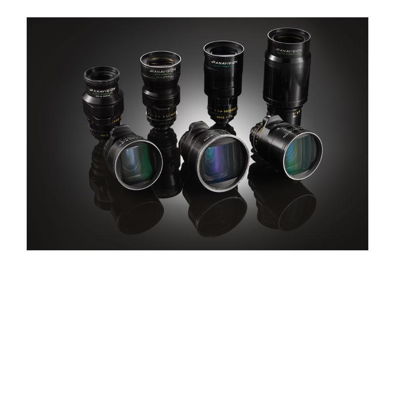 E Series Anamorphic Prime Lenses