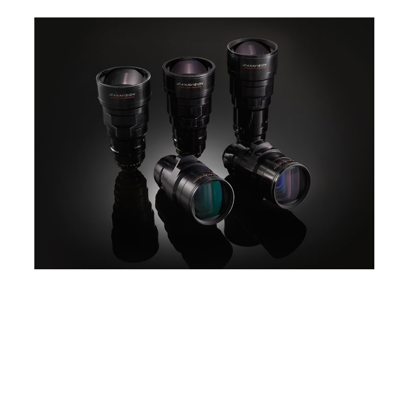 Primo Anamorphic Prime Lenses