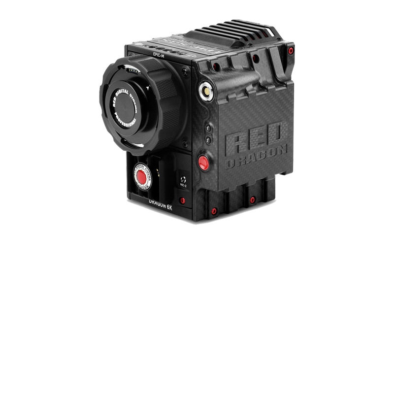 Red Epic Carbon Dragon