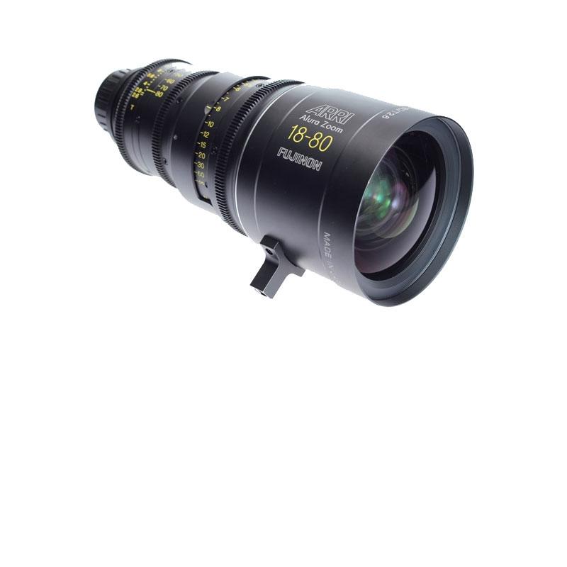 Arri Fujinon Alura Zoom 18mm-80mm T2.6