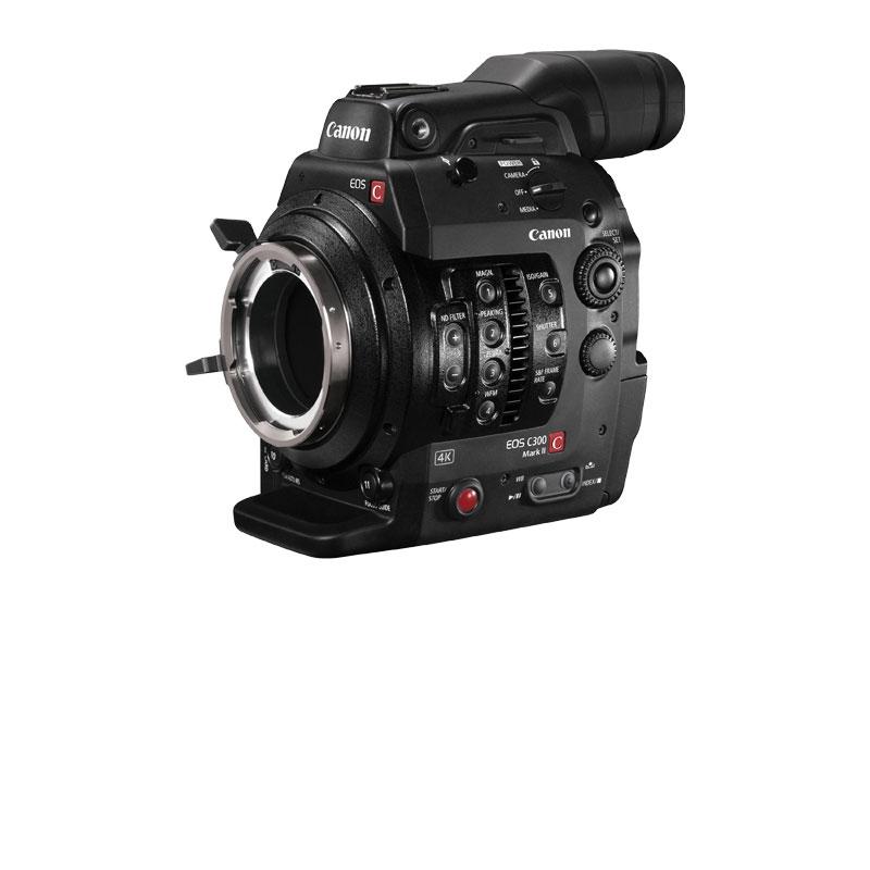 Canon Eos C300 MK II PL