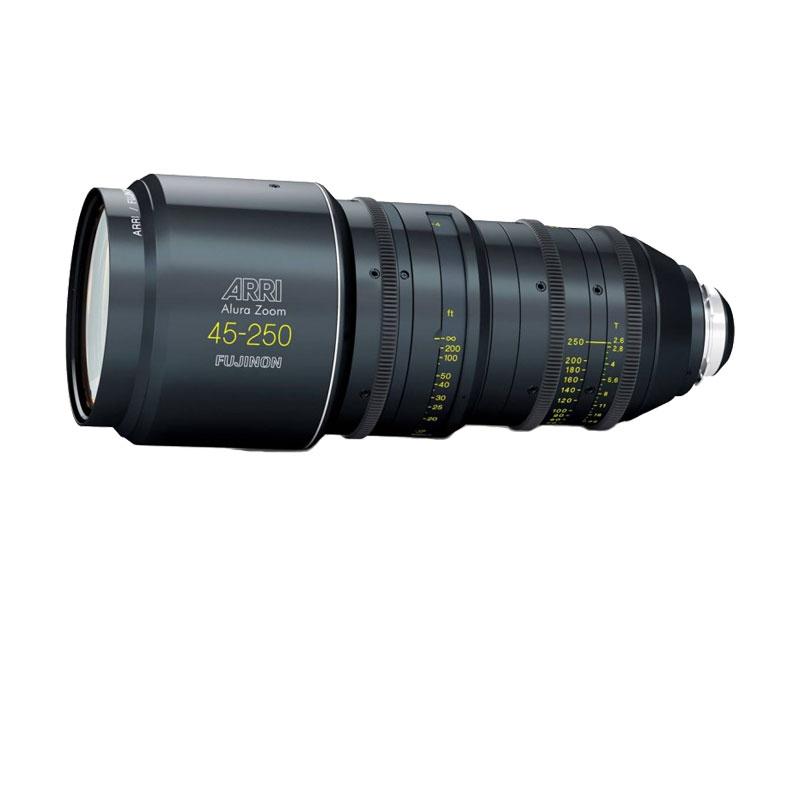 Arri Fujinon Alura Zoom 45mm-250mm T2.6