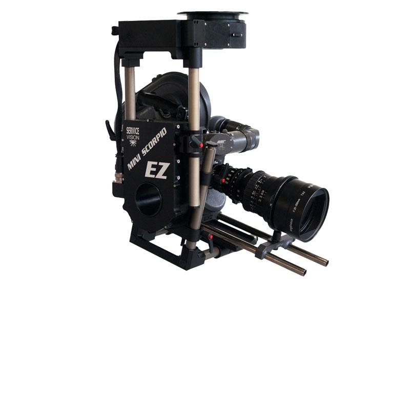 Service Vision Mini Scorpio EZ