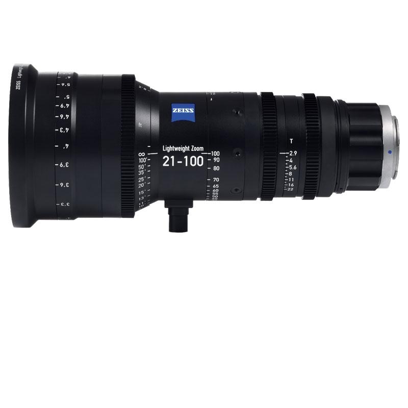 ZEISS Lightweight Zoom 21mm-100mm T2.9-3.9T*