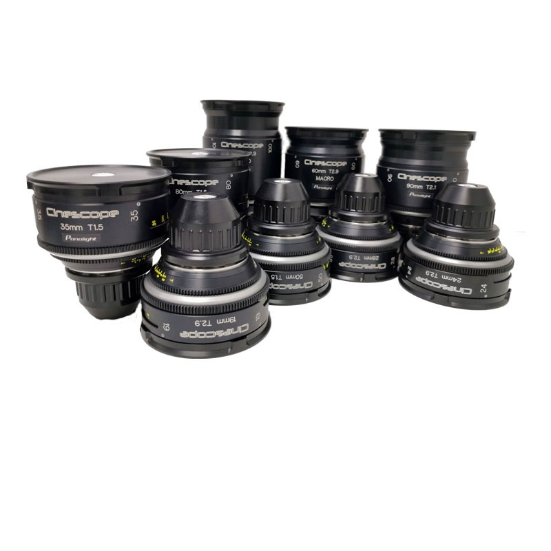 Leica R Cinescope TLS