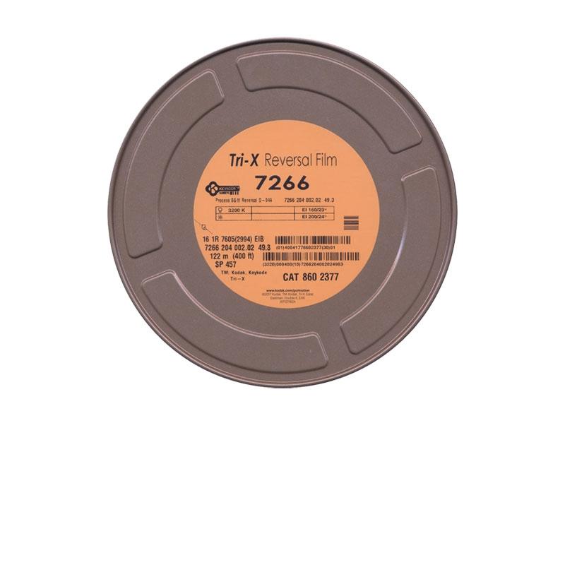 TRI-X Reversal Film 7266