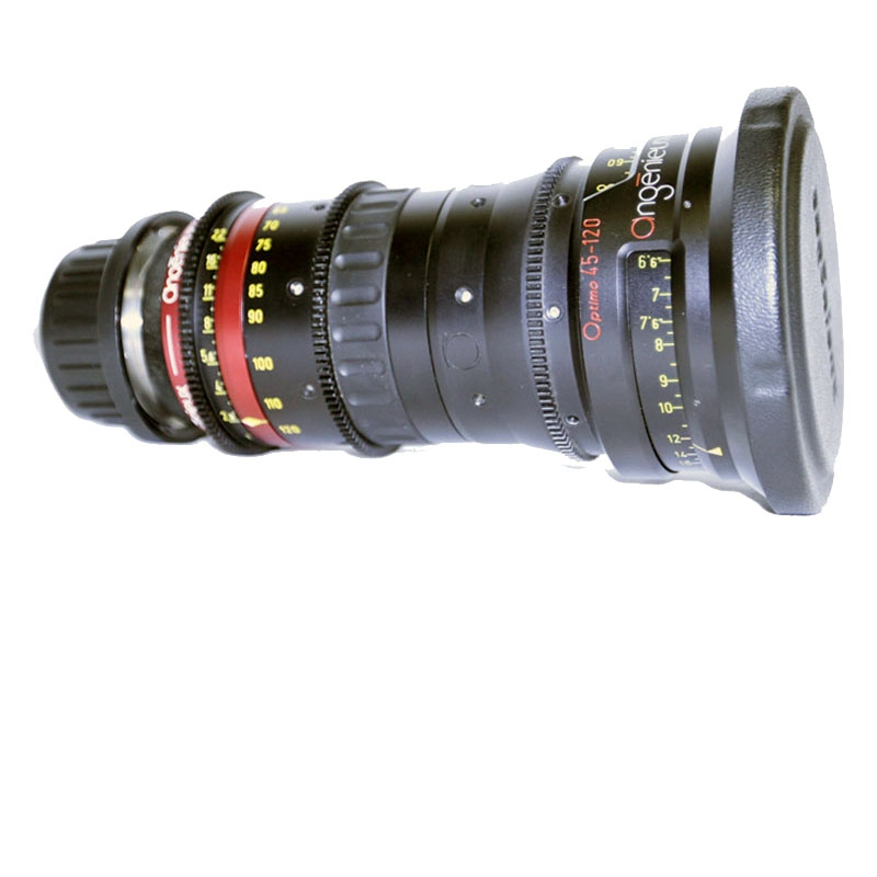 Angenieux Zoom Optimo 45mm-120mm T2.8 lightweight