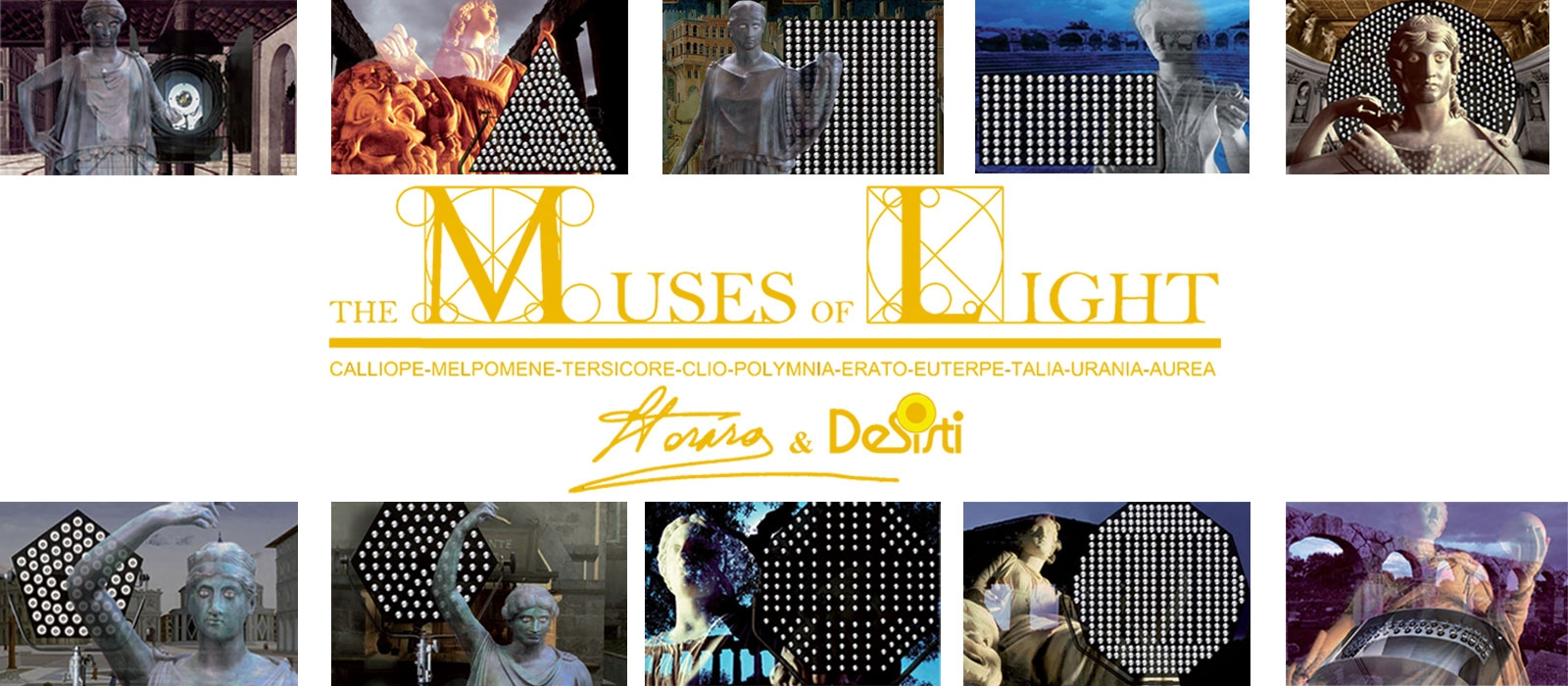 The Muses of Light