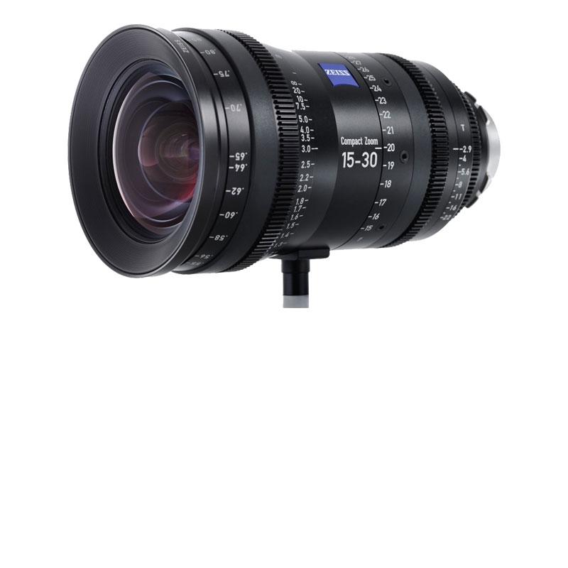 Zeiss Compact Zoom 15mm-30mm T2.9 lightweight