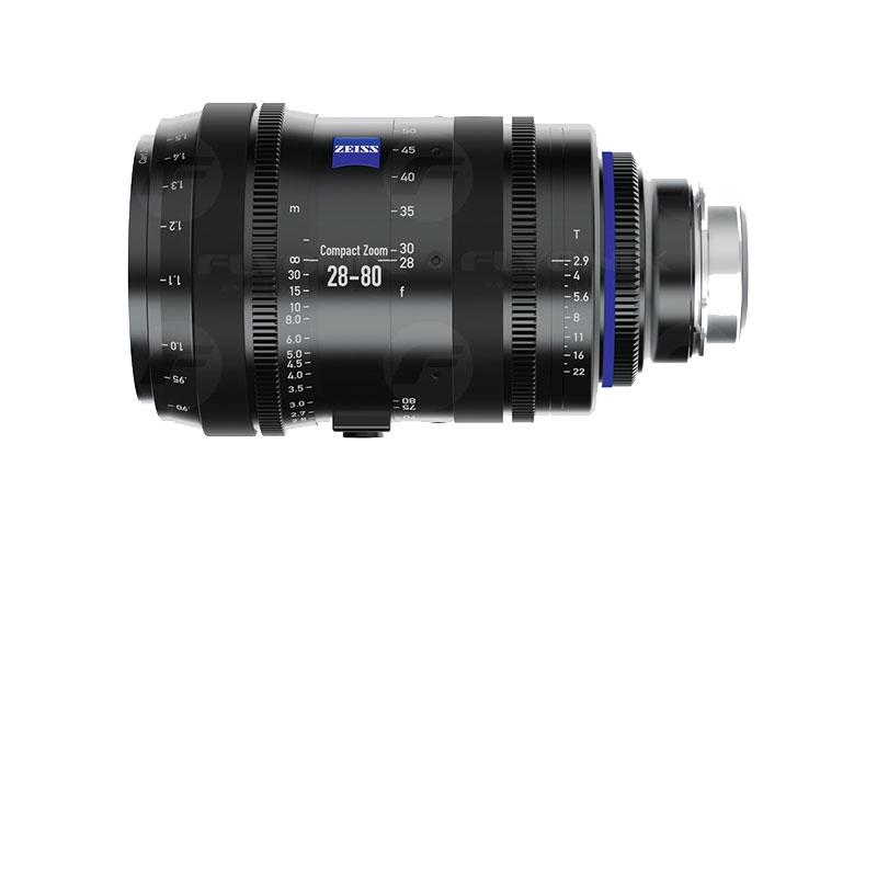 Zeiss Compact Zoom 28mm-80mm T2.9 lightweight