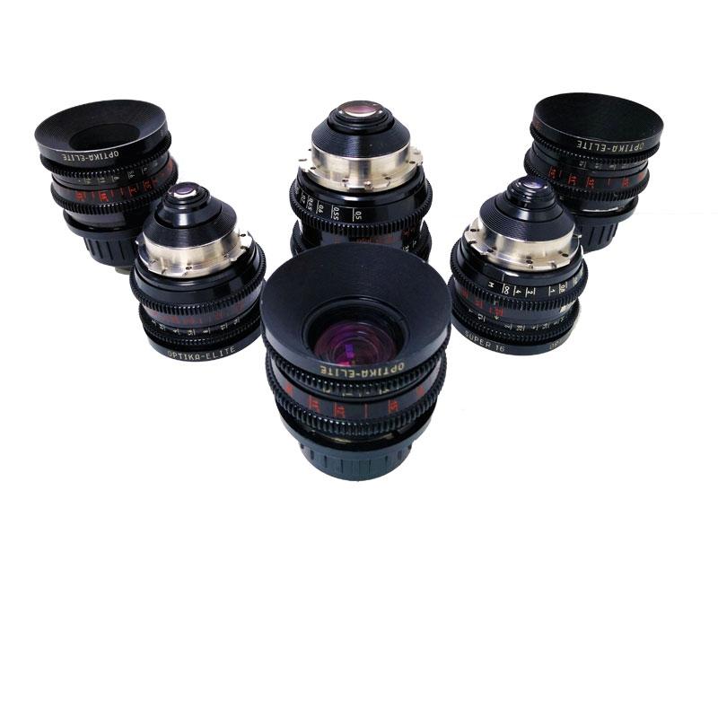 Optika 16mm T1.3