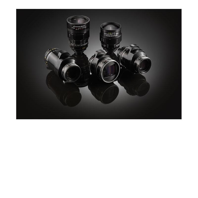 C Series Anamorphic Prime Lenses
