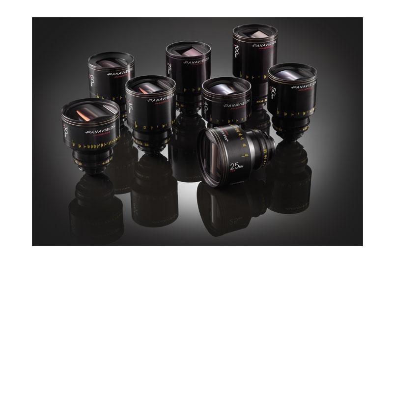 G Series Anamorphic Prime Lenses