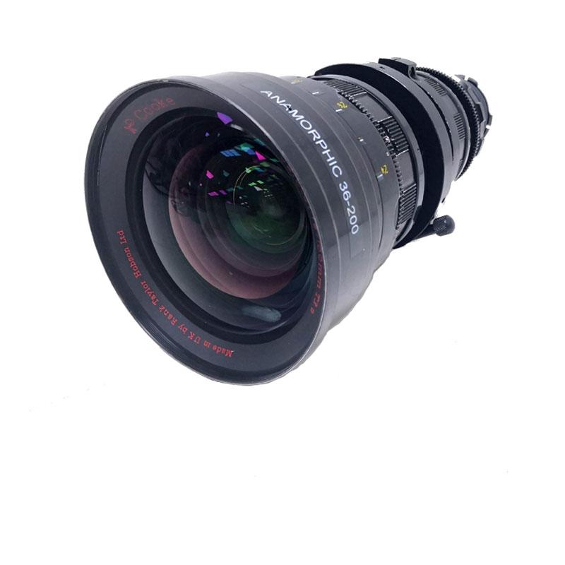 Cooke Zoom Anamorphic 36-200mm T4